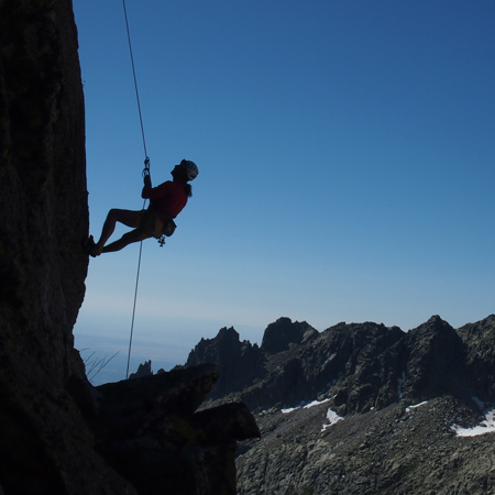 cursos de escalada en montaña España