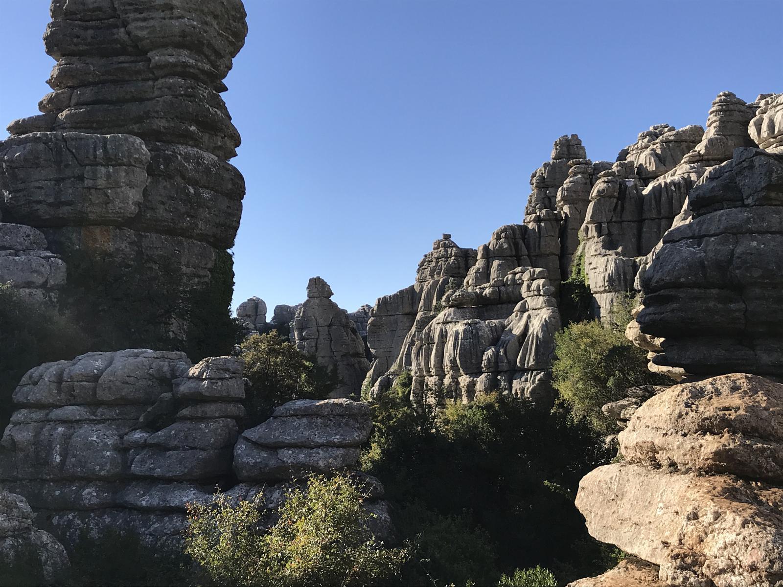 Escalada Andalucía