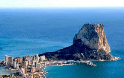 S.Santa 2020,Tour de escalada dirigida por Alicantinte (Guadalest).