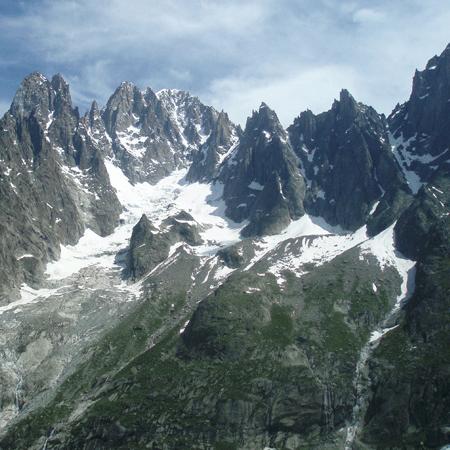 Escalada guiada en montaña España