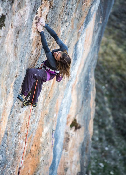 Curso de iniciación a la escalada deportiva en España