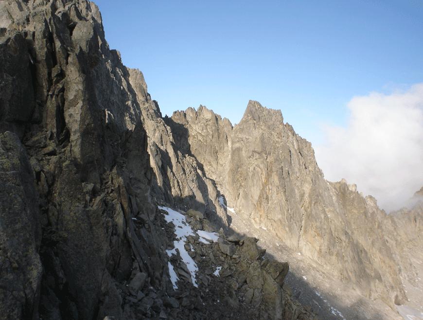 Travesía de los Besiberris Pirineos